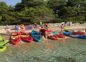 croatia-trogir-blue-lagoon ready for GO