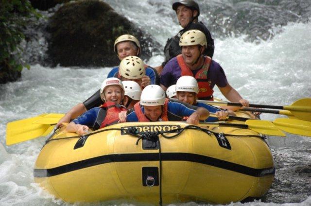 Best Island Kayak Split