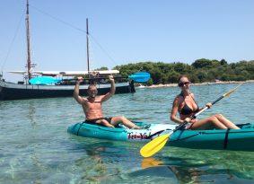 sea-kayak-adventure-blue-lagoon-trogir-kayak