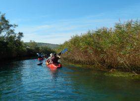 Down to the river PANTANA in Trogir Croatia