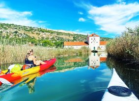Kayak-trogir-and-adventure